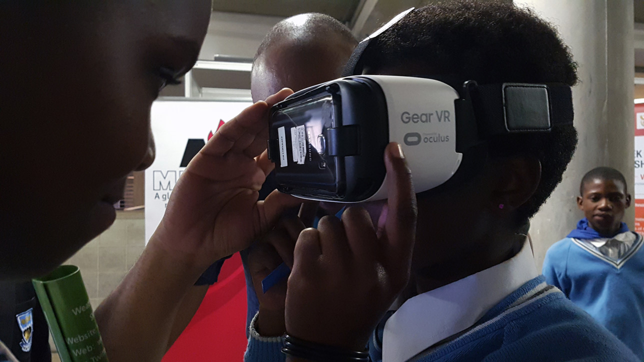 virtual reality education south africa