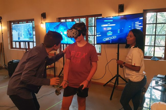 south-africa-virtual-reality-birthday-party