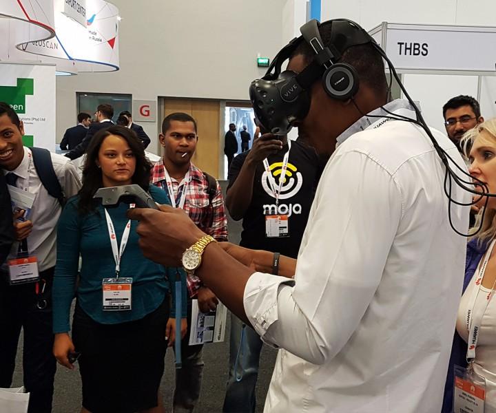 Virtual Reality Africacom