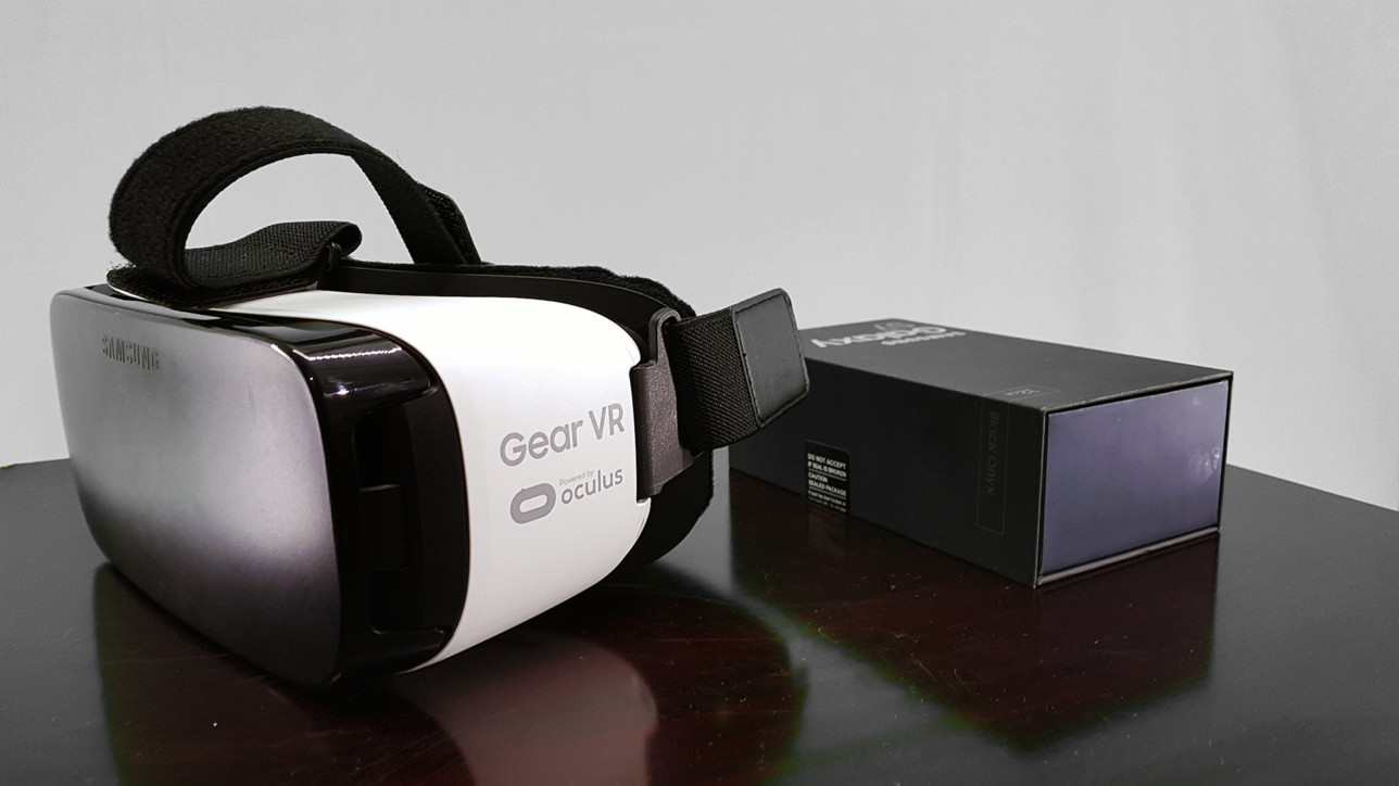 samsung gear vr virtual reality headsets for hire south africa