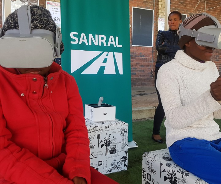 virtual reality drivers education south africa