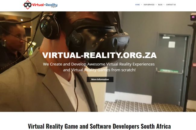 virtual-reality-south-africa-organization