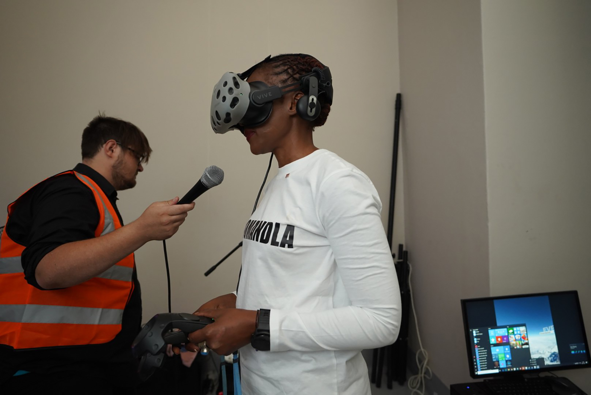 saray kumalo virtual reality