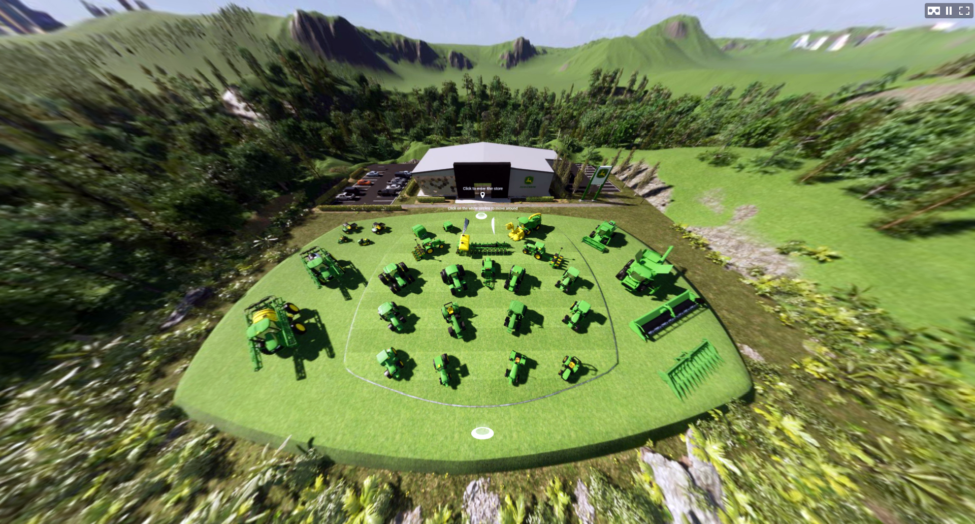 john deere virtual exhibition nampo south africa